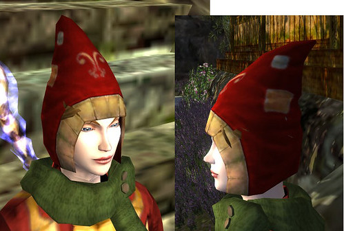 Loose Linen Hat