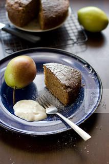 Week 38 - Pear Cake