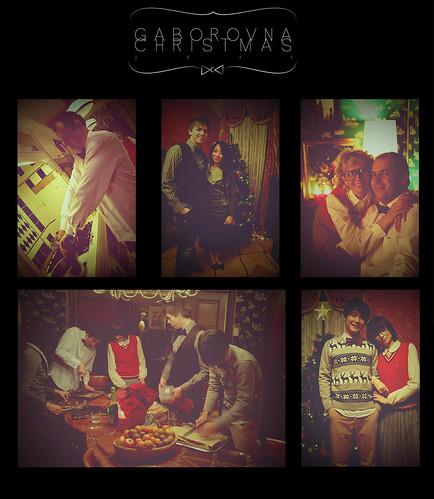Gaborovna Christmas 2011