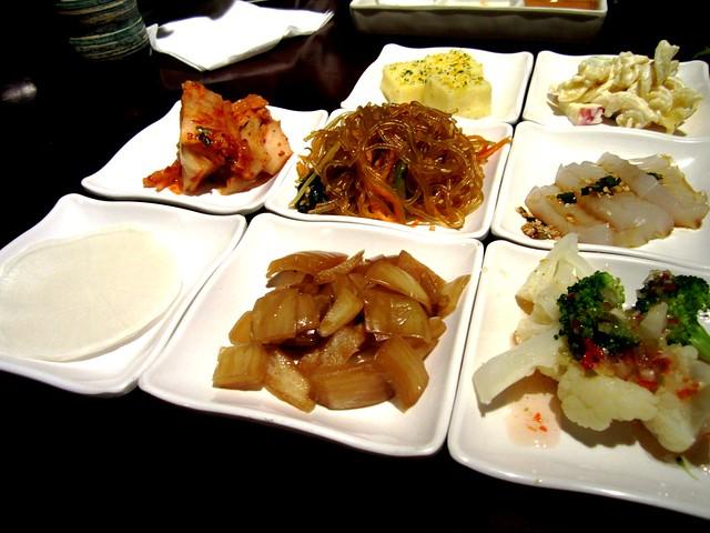 Korean dinner 7