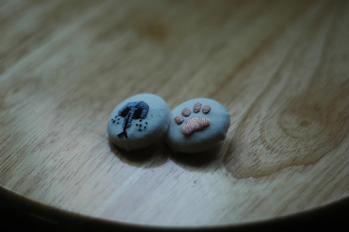 tiny things: cute as a button