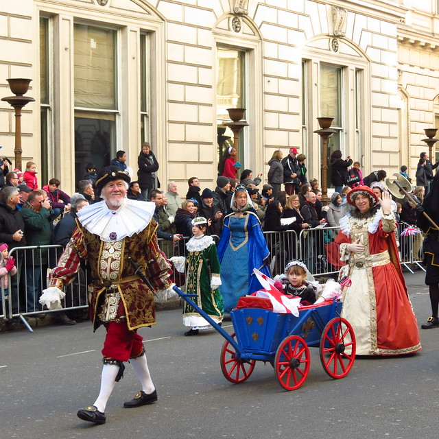 London's New Year's Day Parade