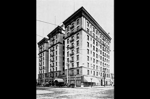 Lankershim Hotel, 1906