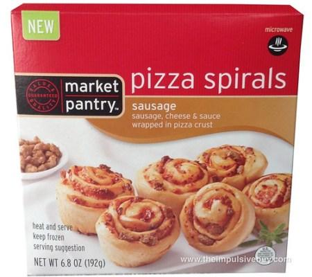 Market Pantry Pizza Spirals