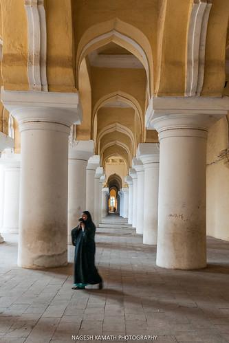 From pillar to pillar