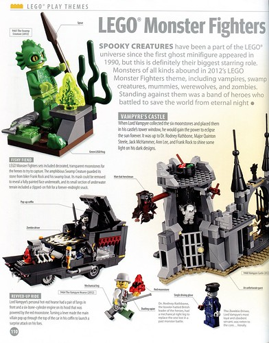 The LEGO Book v2 Monster Fighters page1