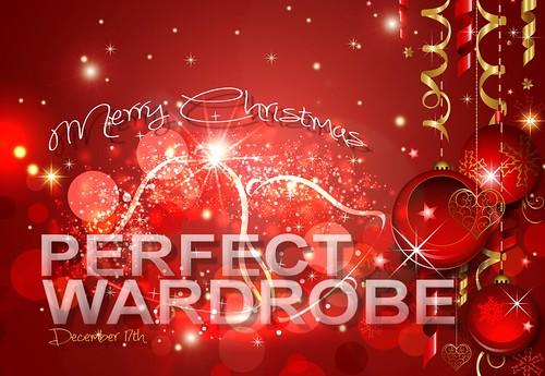 Perfect Wardrobe Christmas Round
