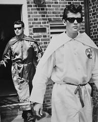 Klansman Slapped, Robe Torn: 1966
