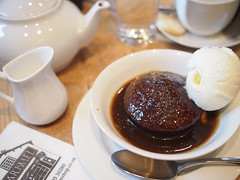 Sticky Toffee Pudding, Cartmel
