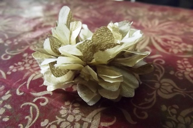 PaperKrafts: Recycled giftwrapping tissue - 2