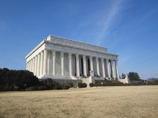 Lincoln Memorial. (Foto: Yudha PS)