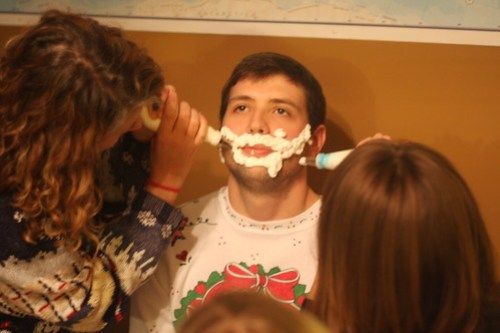Over-The-Top Christmas Party 2012;christmas 126