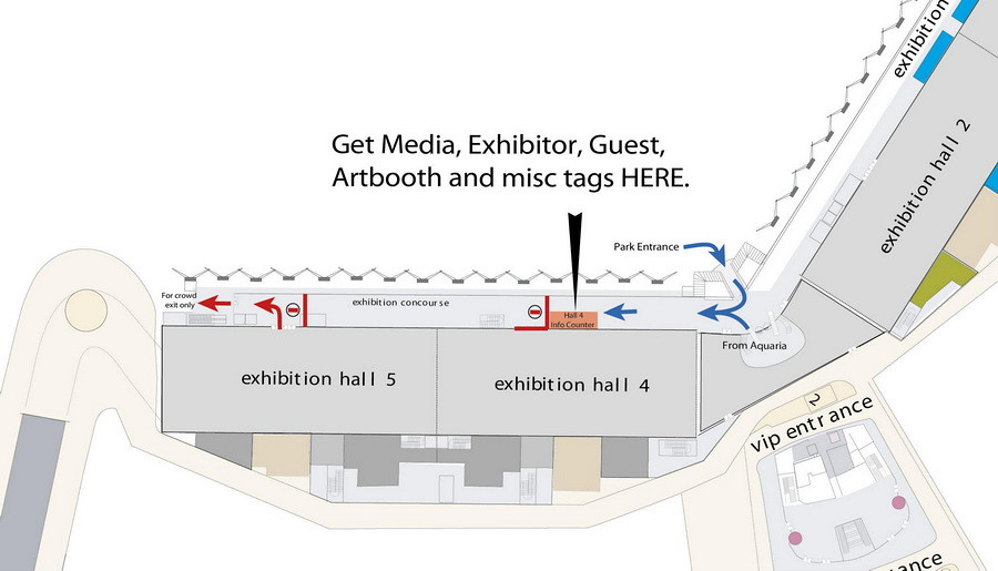 Ticketing Map 1
