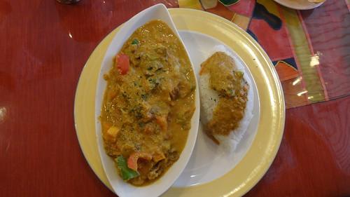 羊肉蕃薯咖哩1