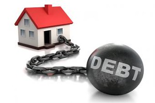 mortgage relief debt property guiding