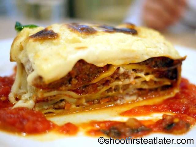 Lasagne della Casa P290