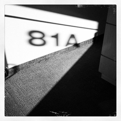 Week 40 - {black & white} shadow play ... #52photosproject