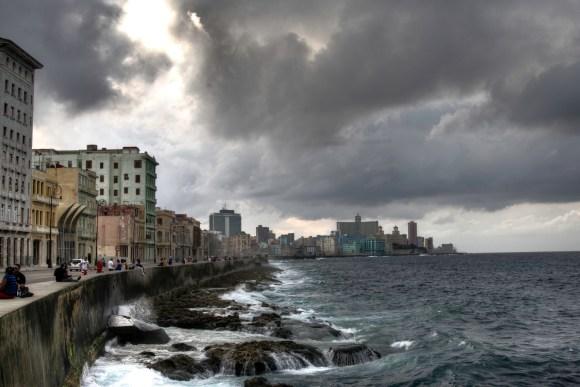 Along the Edge - Havana - 2013