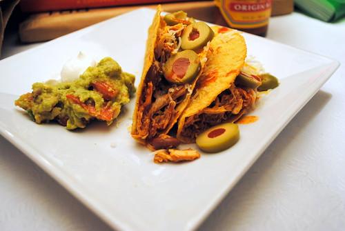 Chicken Chili Tacos