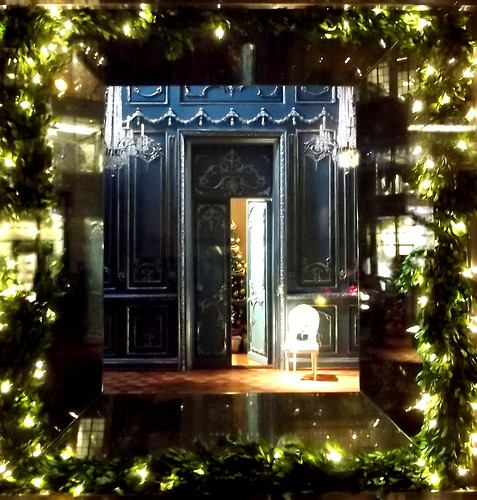 Tiffany's Holiday Display 2012