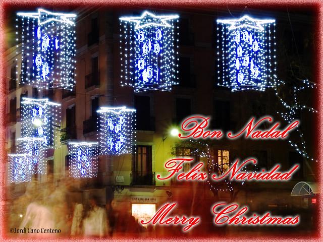 Feliz Navidad y Próspero Año 2013