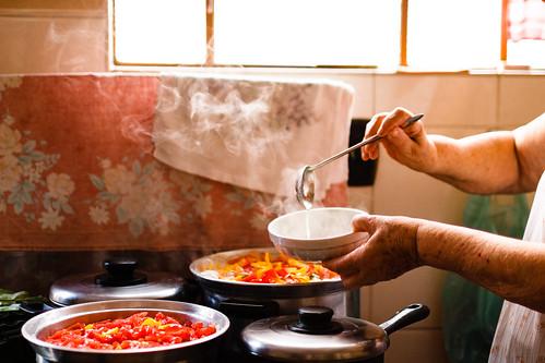 Almoço 24-12-2012 by Luiz L.