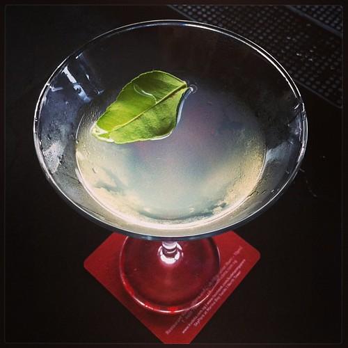 Ku De Ta's Straits Martini