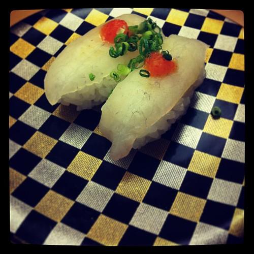 fugu japanese blowfish sushi