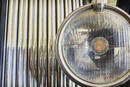 Vintage Packard automobile. Copyright Jen Baker/Liberty Images; all rights reserved.