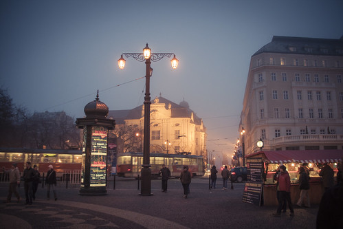 Christmas Spirit (Bratislava, Slovaquie) - Photo : Gilderic