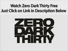 Watch Zero Dark Thirty (2012) Movie For Free Online by gary498544