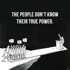 The People Don't Know Their True Power.