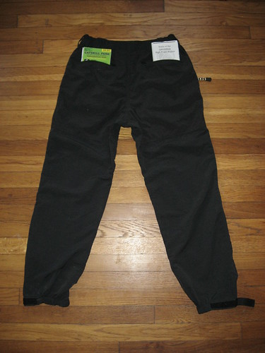 RailRiders cold weather trousers