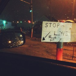 stop-line