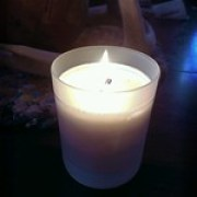 prayer candle for Kris