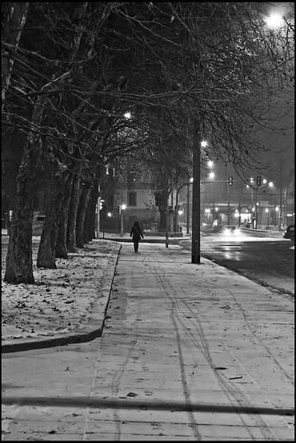 Passantin / pedestrian