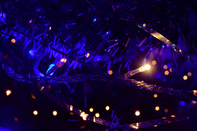 #Christmas light por Martina Peluso