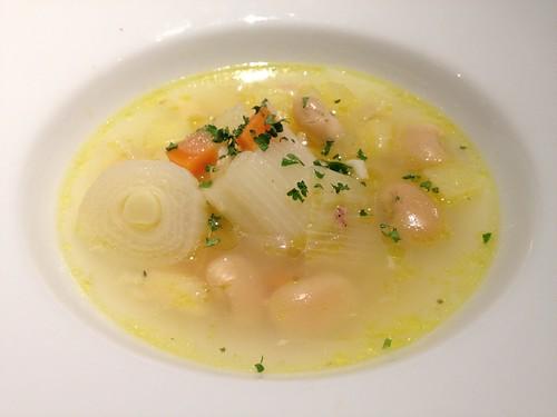 ボロネギのスープ@アルドアック