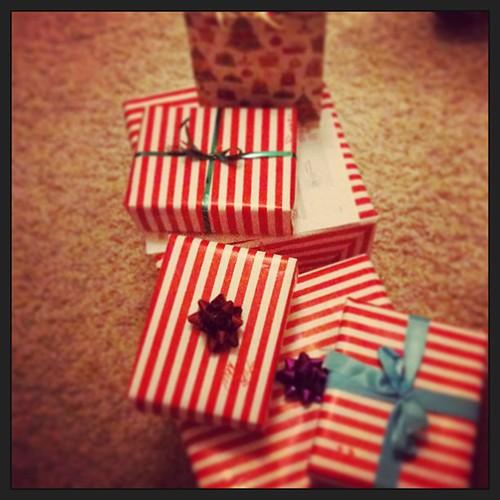 Geschenke!!!
