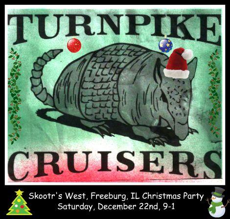 Turnpike Cruisers 12-22-12