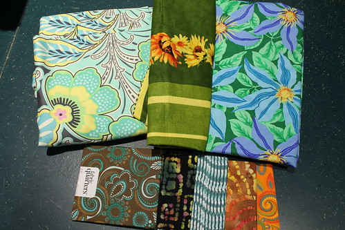 Fabric goodies