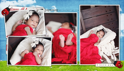 Introducing Wan Nur Iman Mischa | Newborn Portraiture Photographer Malaysia