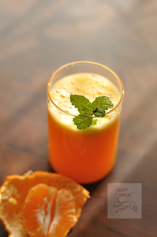 Day 7.365 - Fresh Orange Juice