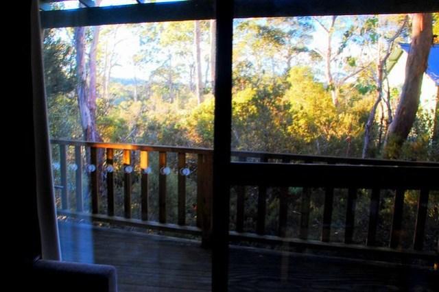 Balcony Cradle Mountain Lodge