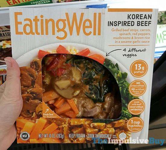 Eating Well Korean Inspired Beef