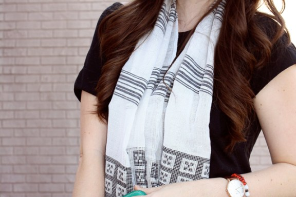 Market Colors Scarf