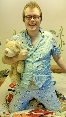 Cuddlz short leg pyjamas