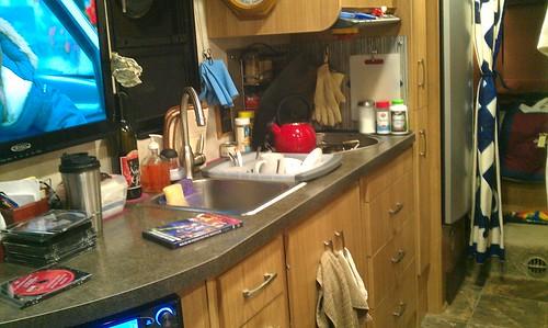 11-27-12 TX - Ft. Worth, 2013 View 3a, kitchen