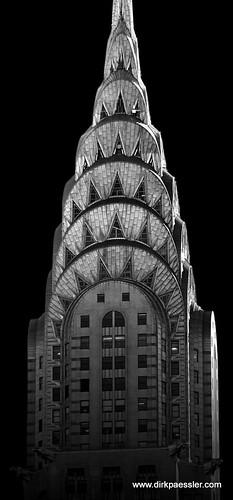 Chrysler Building, Manhattan by Dirk Paessler