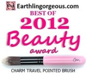 EG Beauty Awards 2012 Charm Travel Pointed Brush